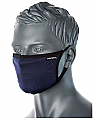 antimicrobial face mask - navy color