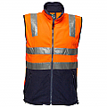 Polar Fleece Vest with Tape
