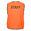 Day Vest - Staff - Orange
