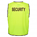 Day Vest - Security - Yellow