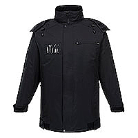 Security Jacket - Black