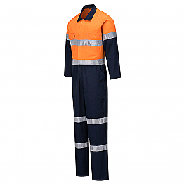 Regular Weight Coverall with Tape