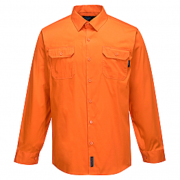 Hi-Vis Lightweight Long Sleeve Shirt