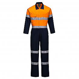 Regular Weight Combination Coveralls