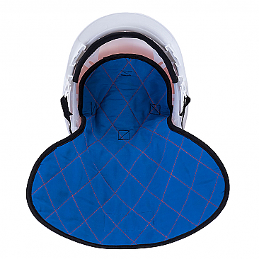 Cooling Crown with Neck Shade-Orange/Blue, one size