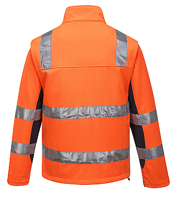 Chassis Jacket Softshell 2 in 1