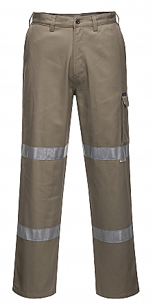 Cargo Pants with Double Tape