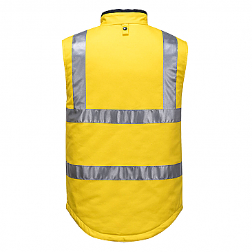 100% Cotton Reversible Vest-4 in 1 set with MYJ998