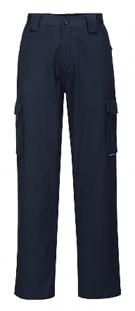 Flame Resistant Cargo Pant - Navy