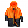 Lightweight Hi-Vis Rain Jacket