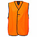 Day Vest - Visitor - Orange